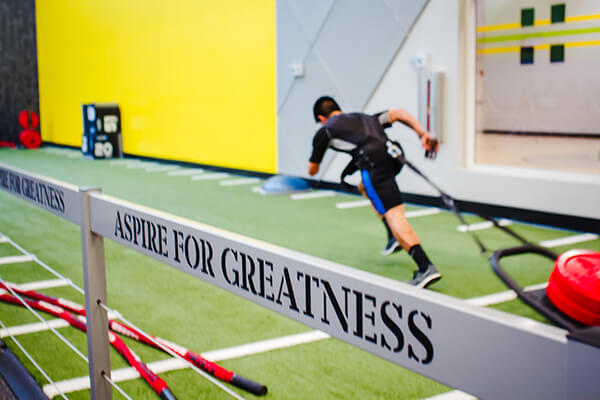 Aspire for greatness at Phoenix Fitness